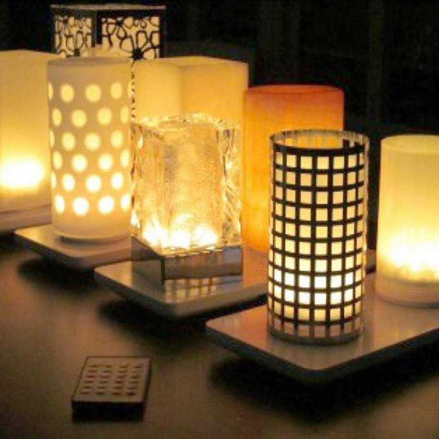 Ideas Battery Operated Lamps Decorative Battery Operated
