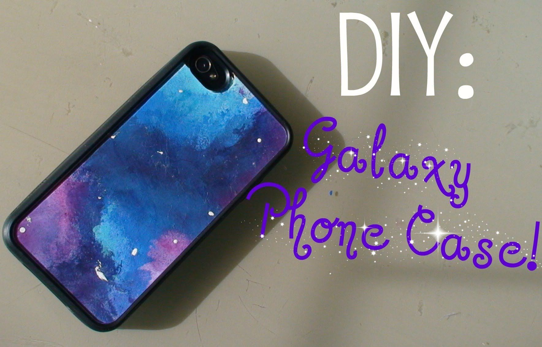 Give Your Phone Case A Makeover With These 25 Diys Diy Phone Case Galaxy Phone Cases Diy Phone