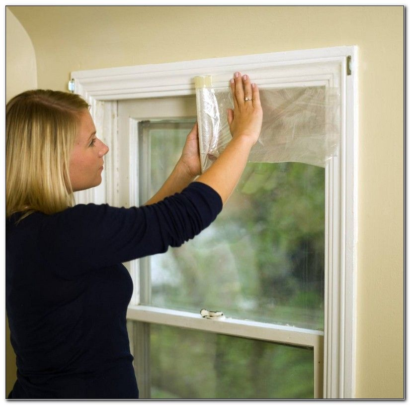 Window Plastic For Cold Weather Windows, Cold, Cold weather