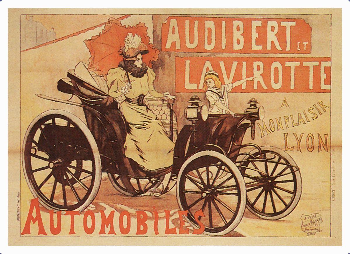 Audivert et Lavirotte (1901)