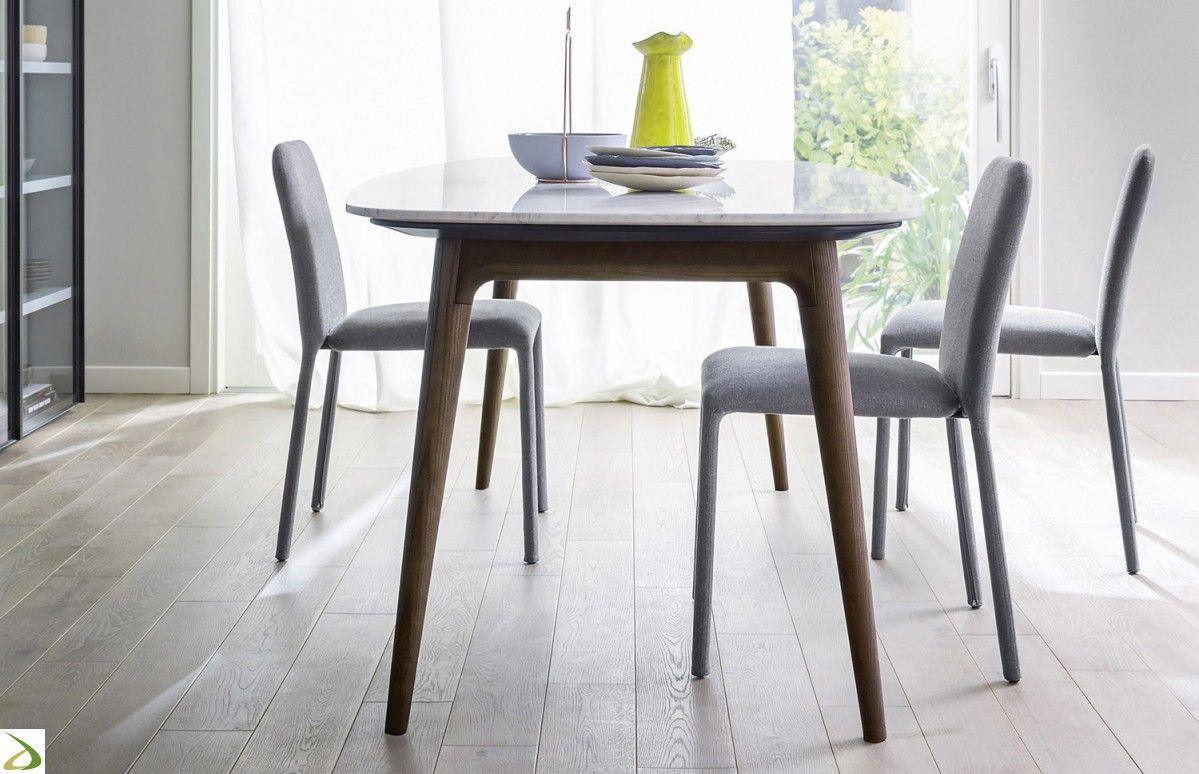 Tavolo da pranzo in marmo Hanami | Arredo Design Online ...