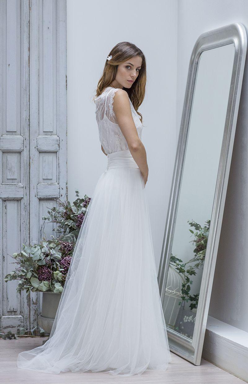 Robes de mariée: Marie Laporte 2014, la collection Bohème Chic ...