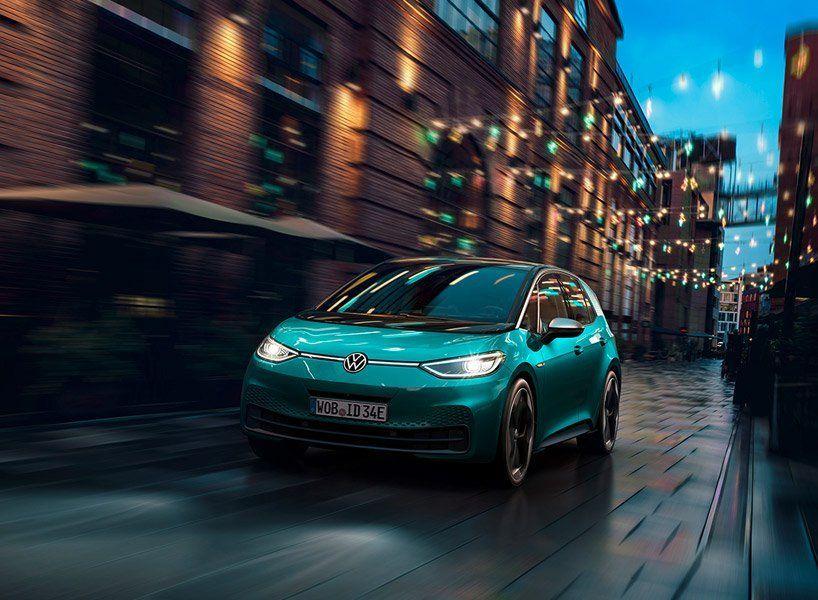 Volkswagen Bringt Mit Dem Vollelektrischen Id 3 Elektromobilitat In Die Massen In 2020 Elektrisches Auto Volkswagen Elektrisch