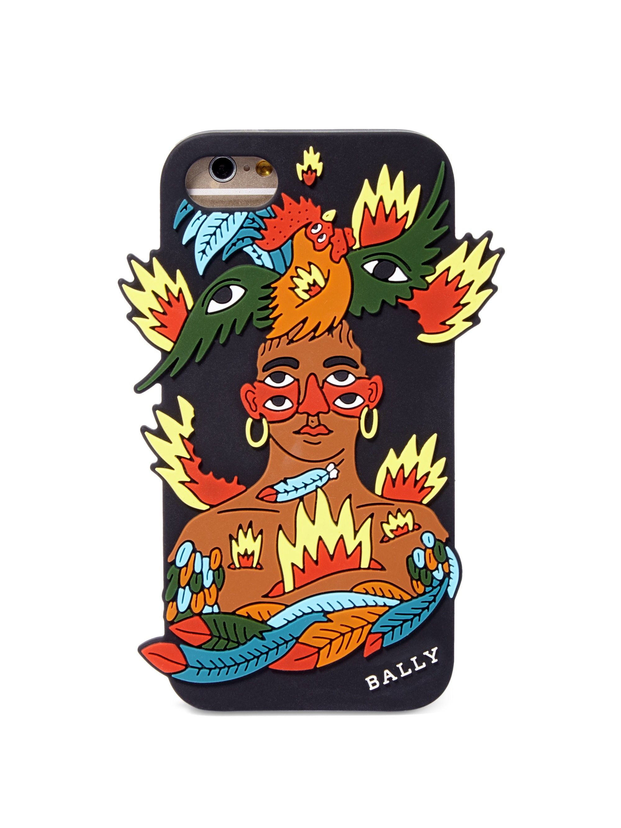 new arrival 21dc8 3f42d Bally X Swizz Beatz Iphone Case - Multi   Products   Iphone cases ...