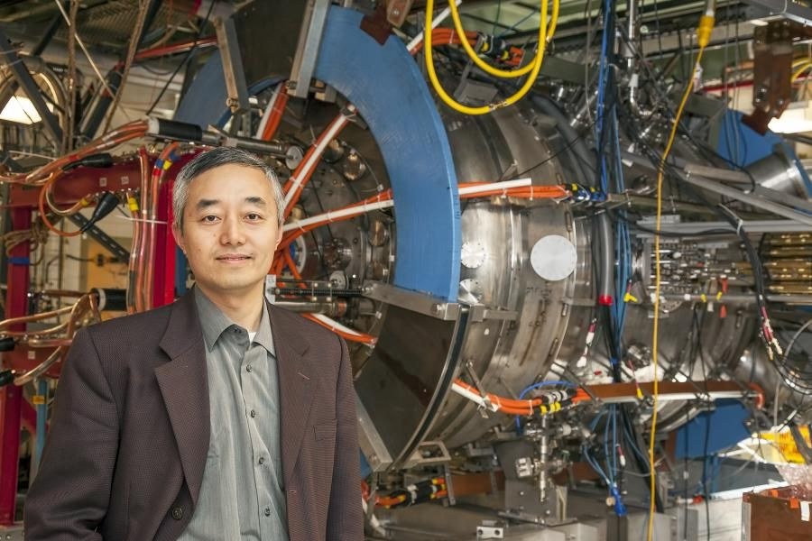 PPPL physicists make first-ever direct observation of collisional plasmoid instability during magnetic reconnection in a laboratory setting