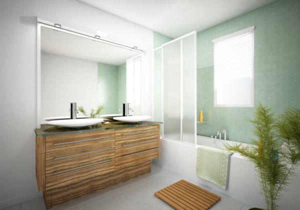 1000 images about salle de bain on pinterest nature zen design and google - Decoration Salle De Bain Design