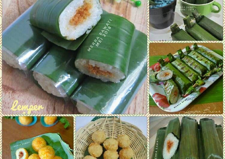 Lemper Rice Cooker Isi Abon Ayam Kukus Goreng Bakar Resep Makanan Dan Minuman Resep Masakan Indonesia