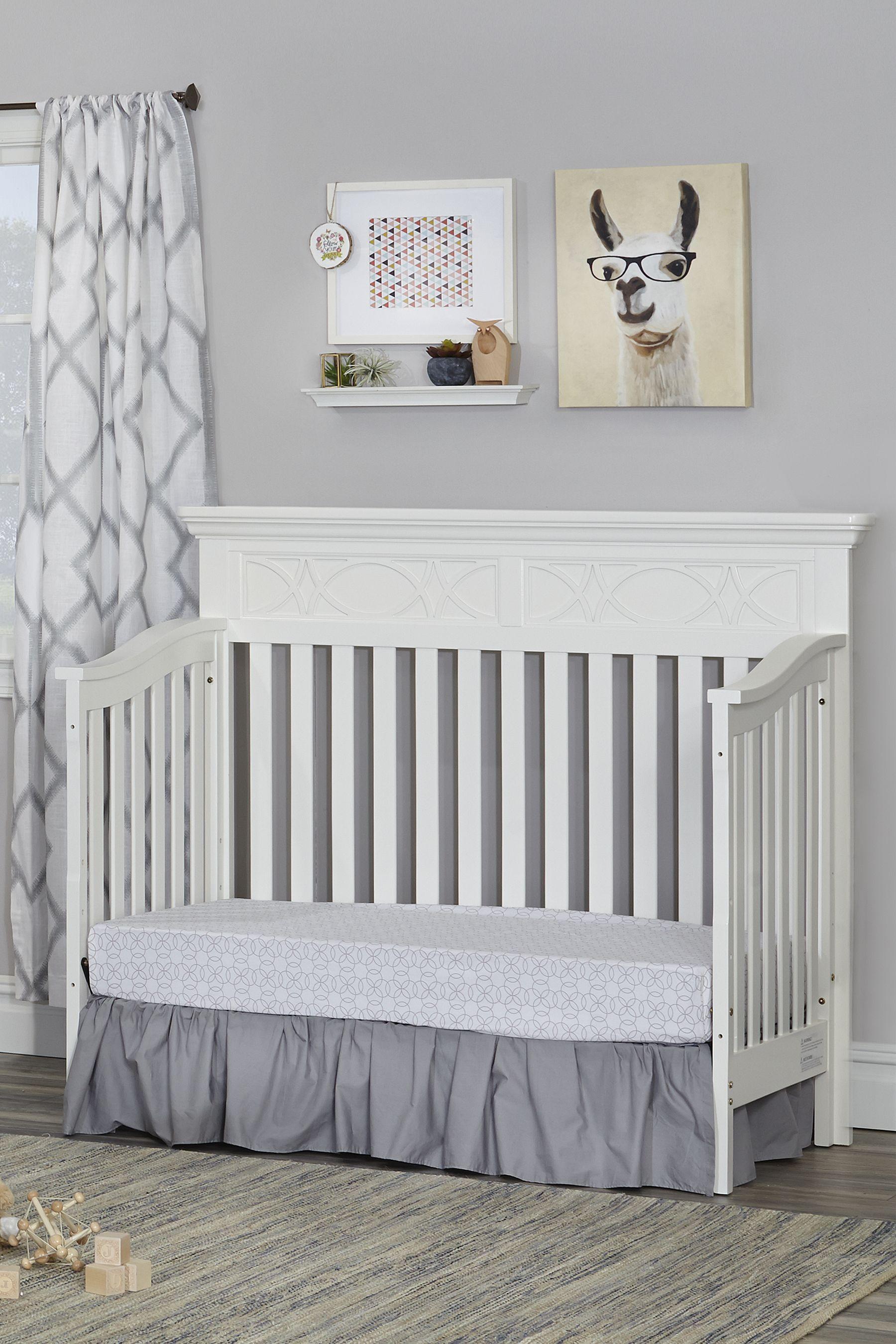 a dust samispeak twin cribs ruffle crib into turning diy for