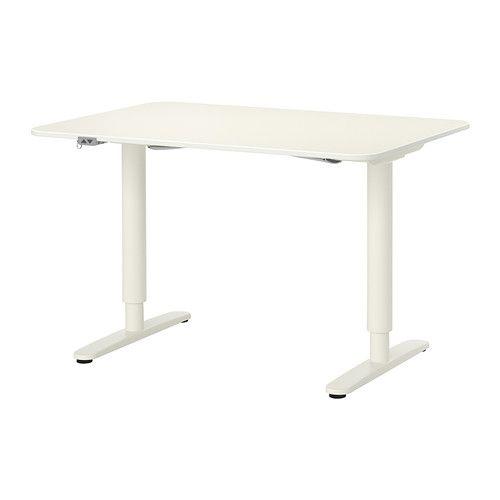 Bekant Desk Sit Stand White 47 1 4x31 1 2 Sweet Home Design Ikea Bekant Ikea Bekant Desk