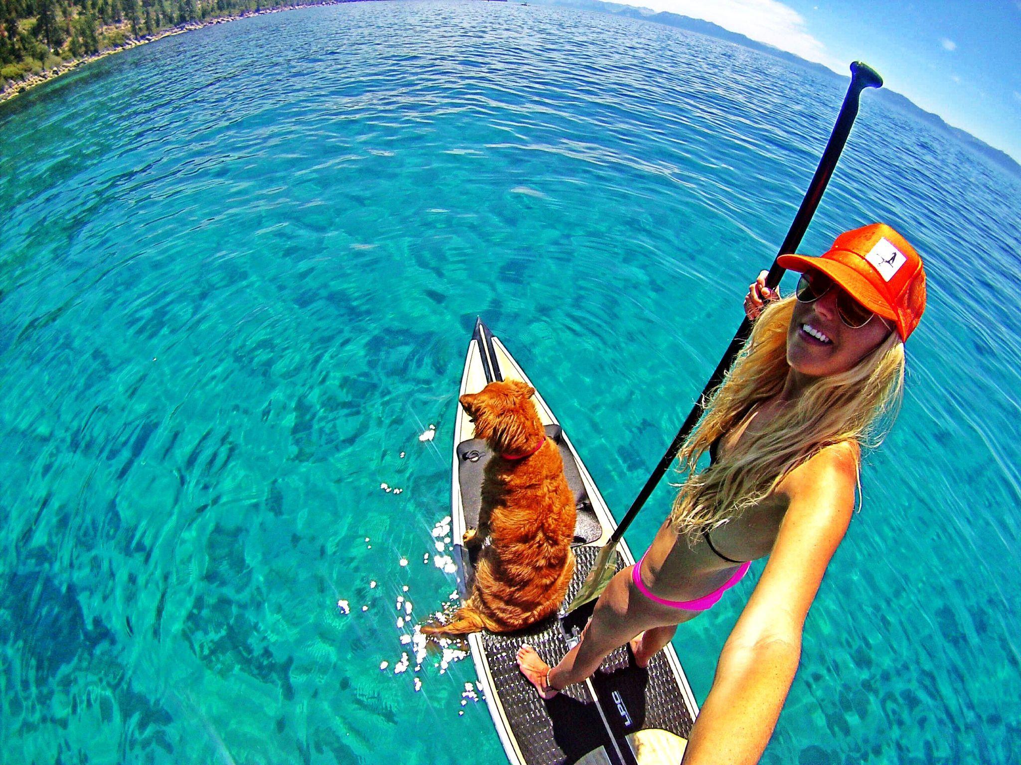 Lake tahoe circumnavigation by breeze turner captain moo