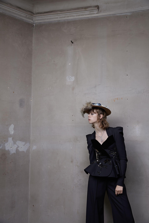 And we'll Never be Royals - Aniek Klapwijik & by Alexandra Utzmann for CR Fashion Book #9 - Elie Saab