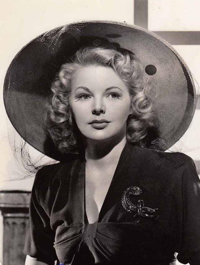 Constance Worth .