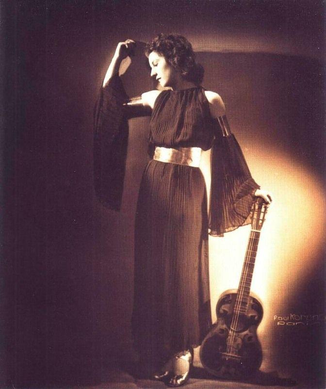 Анна Марли, 1937 год