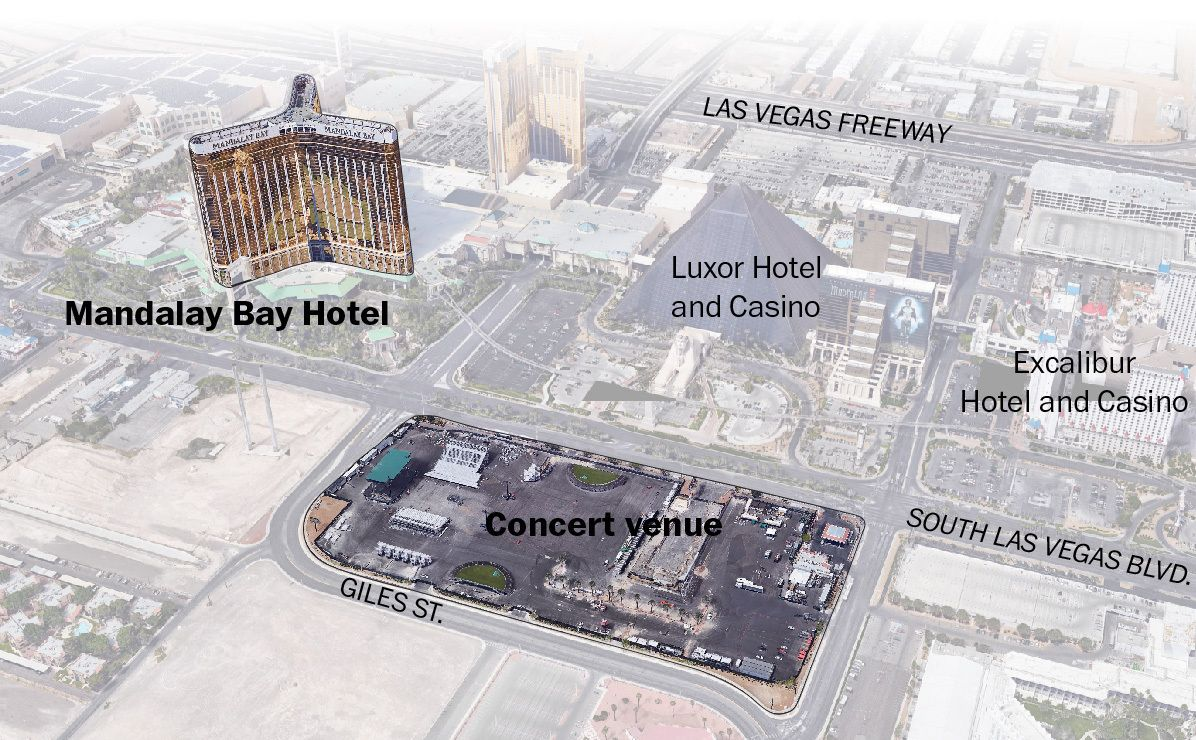 what we know about the las vegas shooting