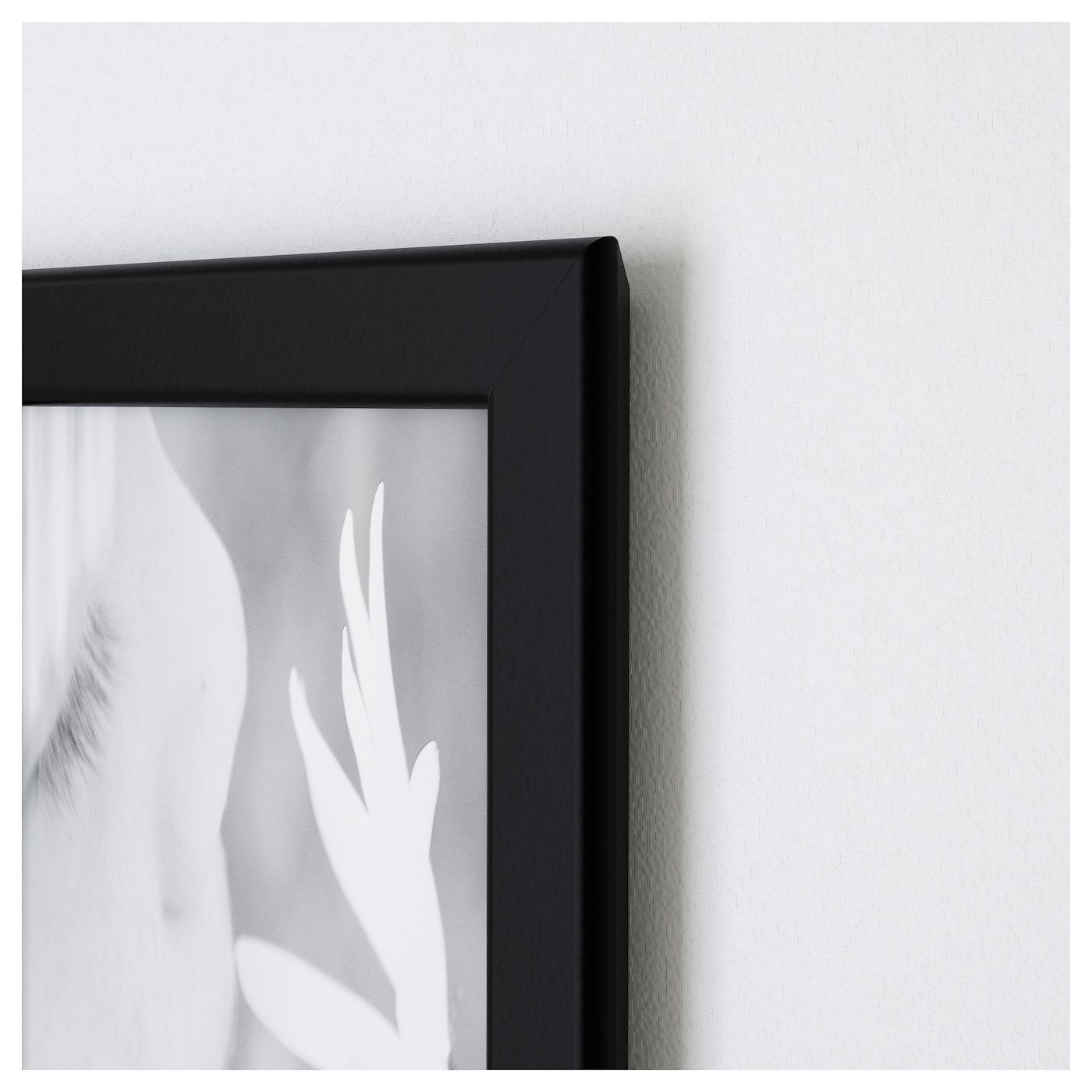 Fiskbo Frame Black 12x16 Ikea Frame Decorating With Pictures Frames On Wall