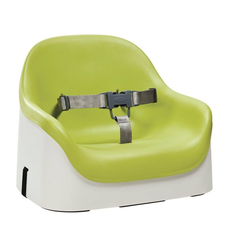 Oxo Tot Nest Booster Seat With Baby Kids Cushion Chair Straps High
