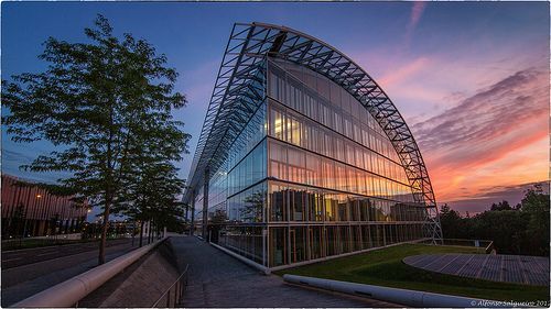 European Investment Bank Eib Luxembourg European Investment Bank Luxembourg Interesting Buildings