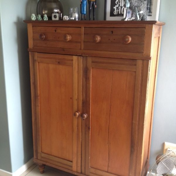 Antique Cupboard / Jongmans Kas for sale | Umhlanga | Gumtree Classifieds  South Africa | 219246301 - Antique Cupboard / Jongmans Kas For Sale Umhlanga Gumtree