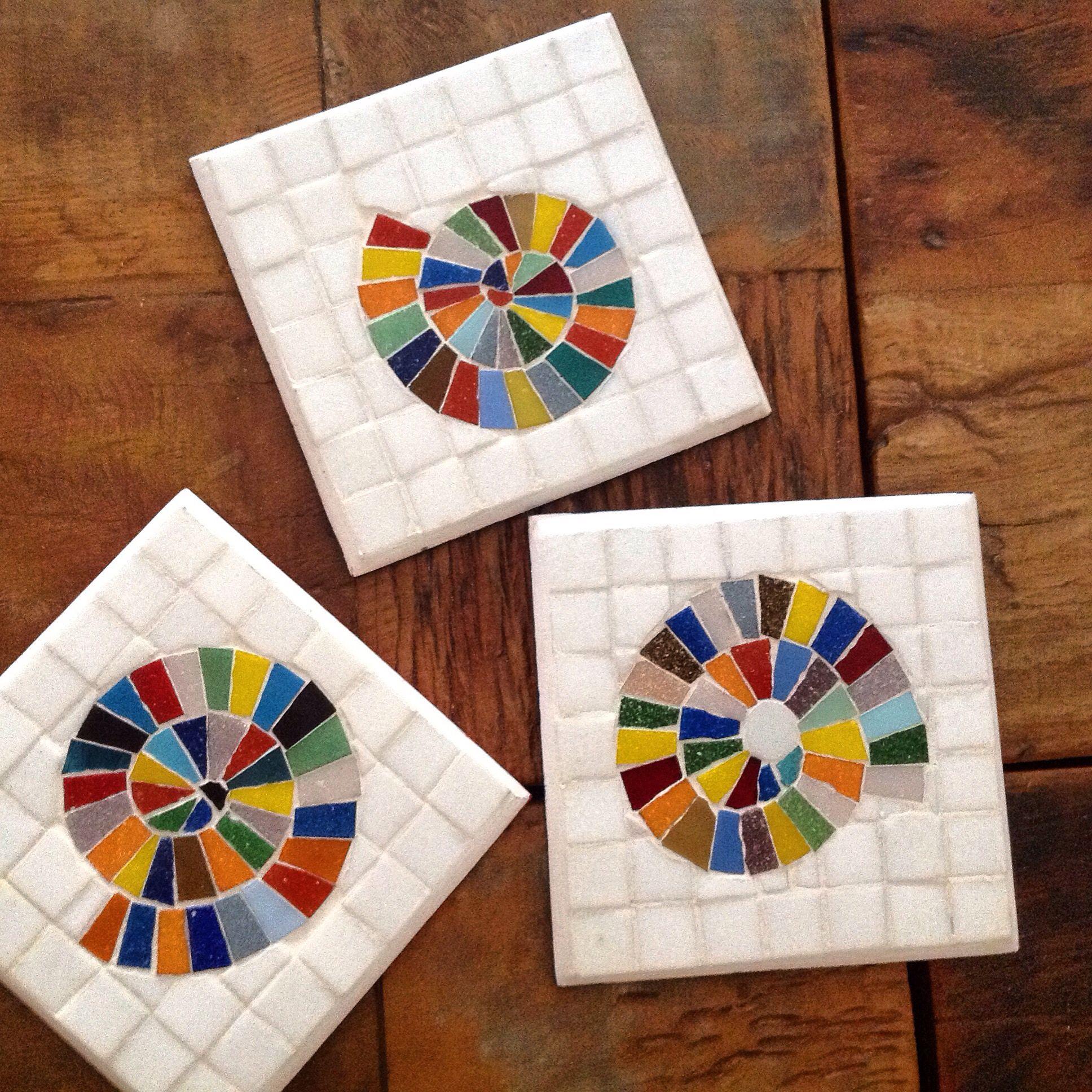 Suporte de mosaico