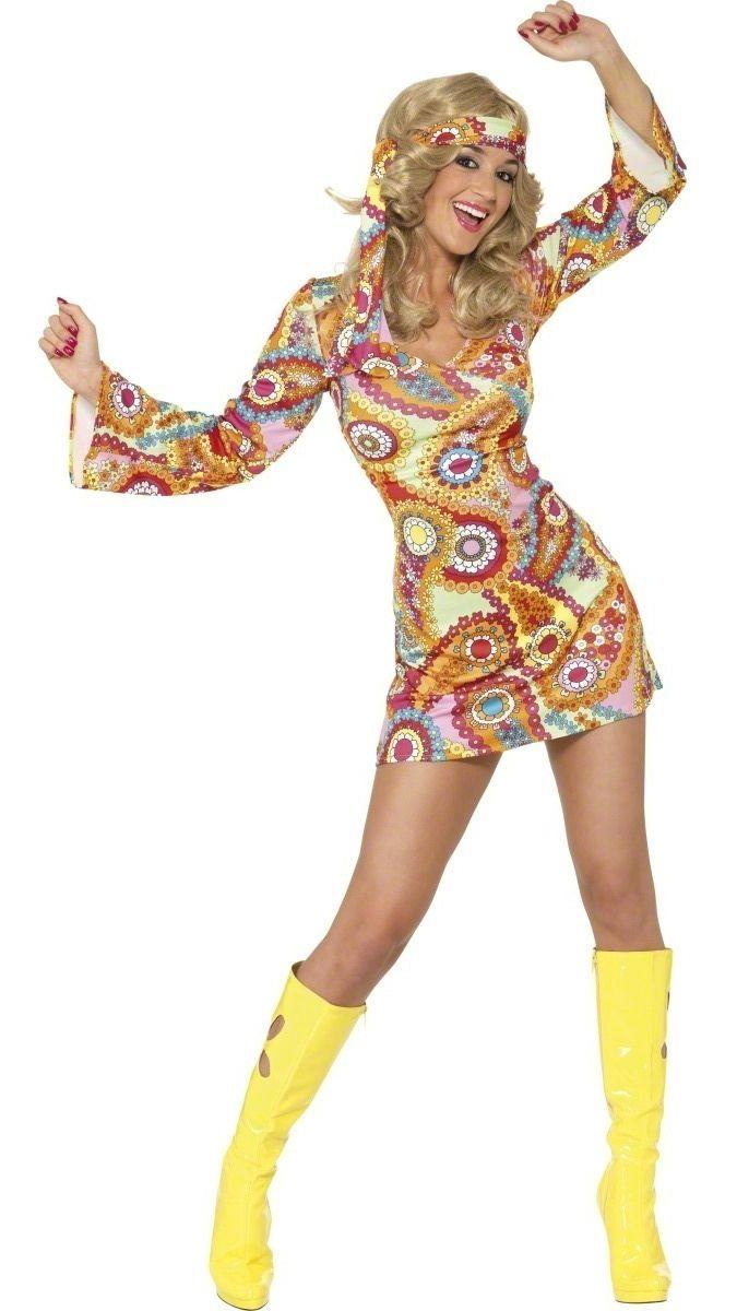 Deguisement Hippy Chic   costûmes   Hippie costume, Costumes et Dresses 61522399c2a