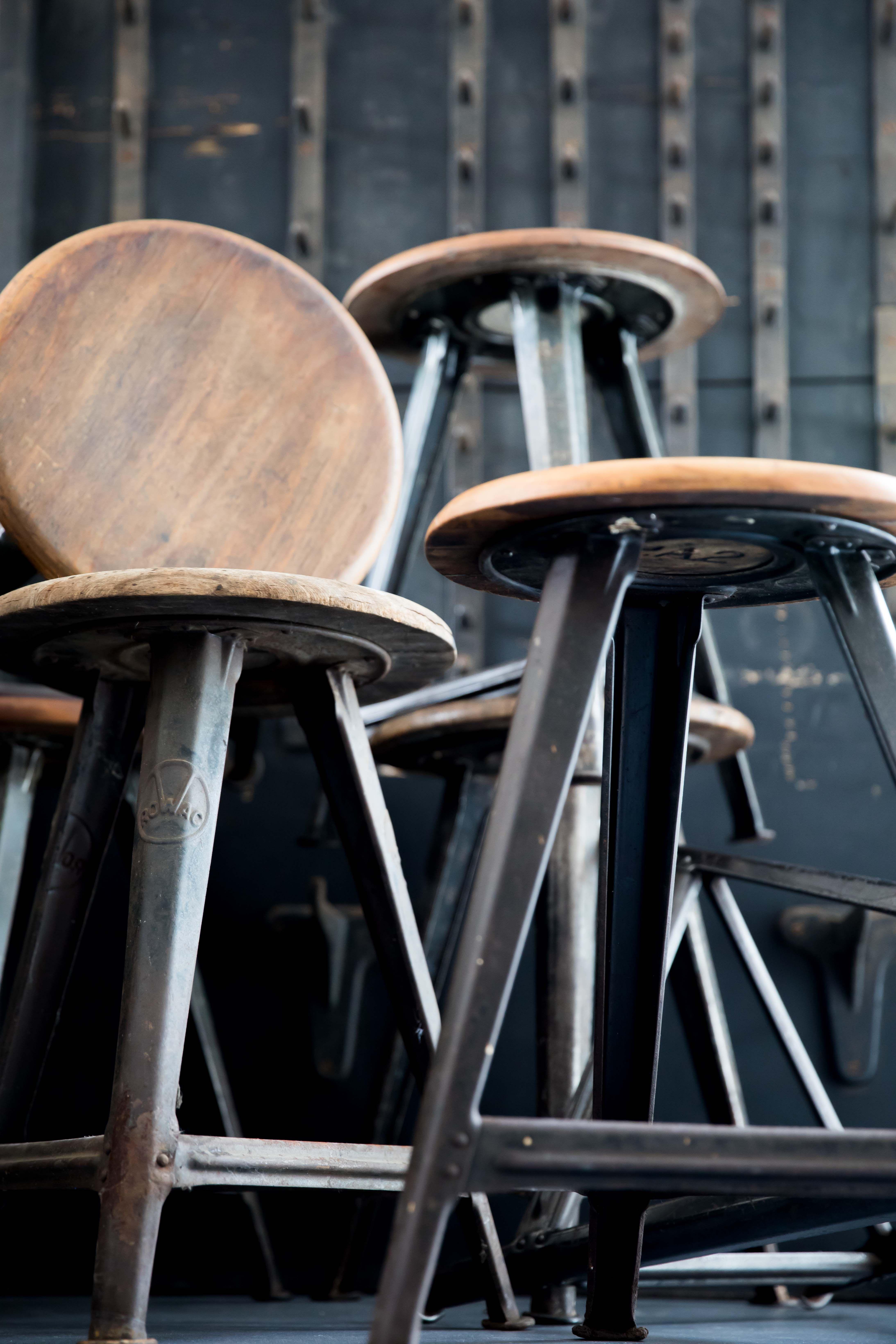 Industrial Design, Robert Wagner Chemnitz, Bauhaus, Schemel Industrie Design