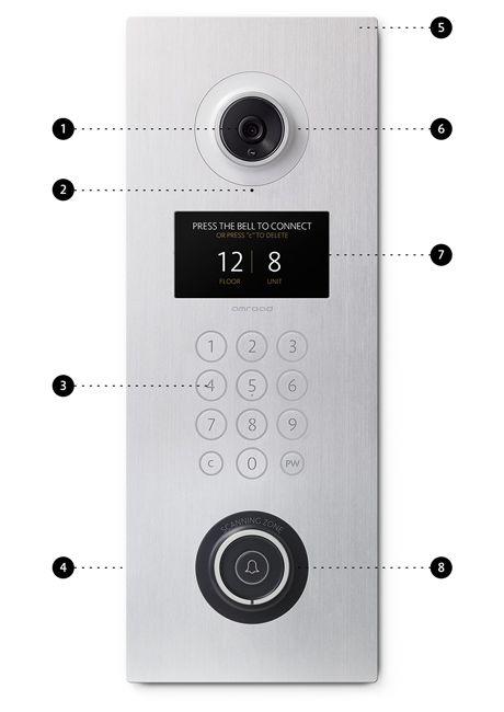 amroad xl breakdown sip intercom devices pinterest. Black Bedroom Furniture Sets. Home Design Ideas
