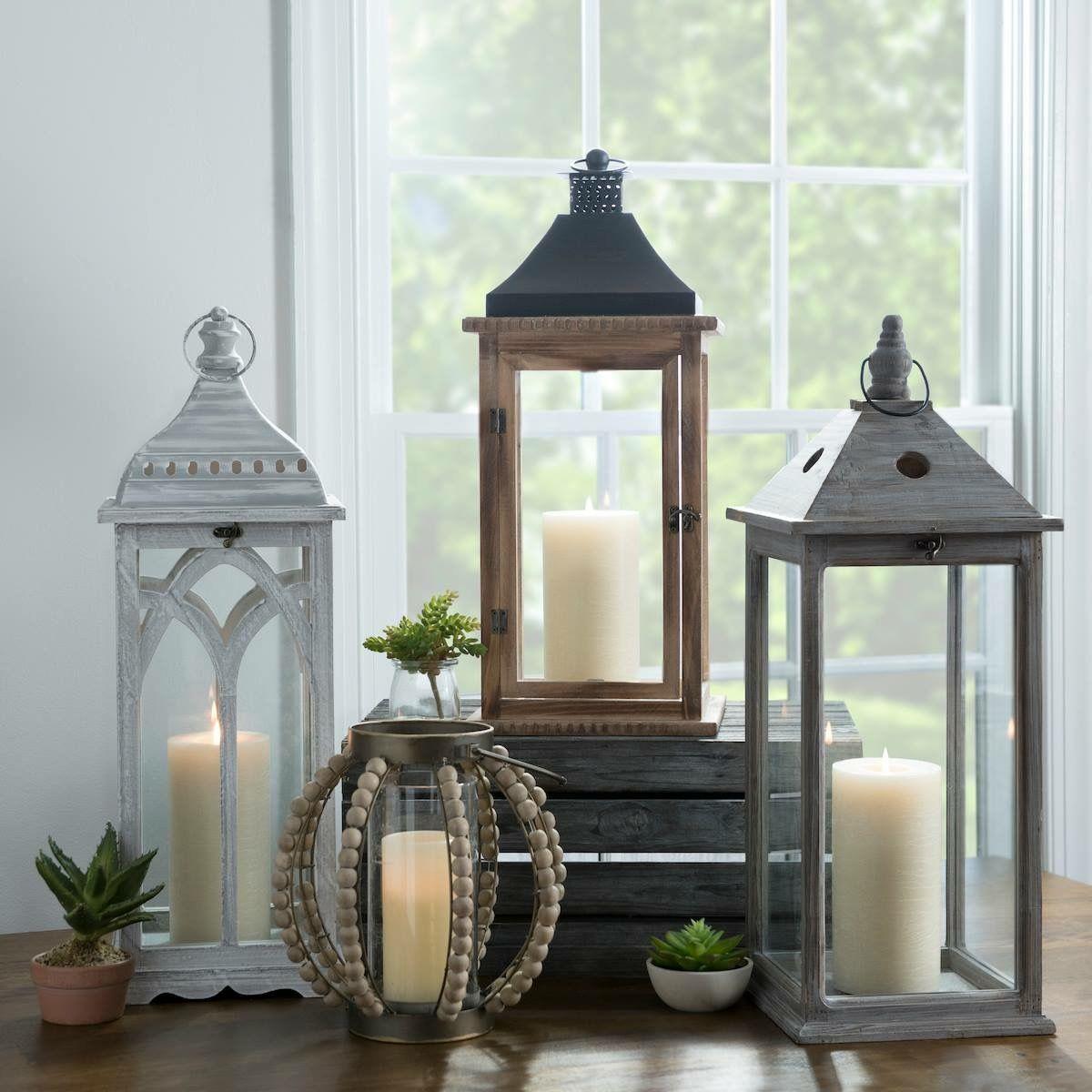 Kirklands Lanterns (With images) | Artisan decor, Antique ... on Lanterns At Kirklands id=69275