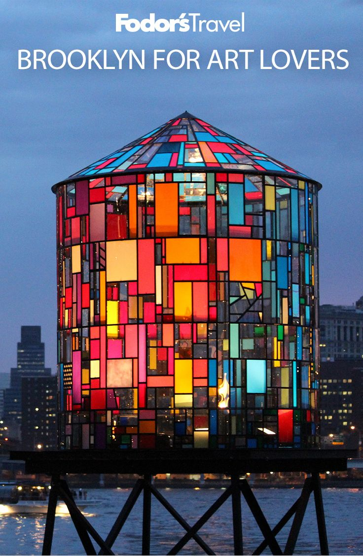 Brooklyn for Art Lovers Lovers art, New york travel