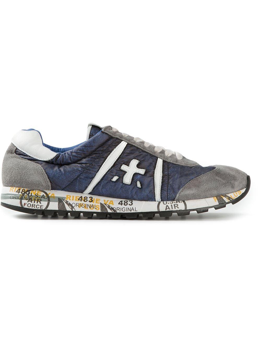 zapatos marca premiata hombre
