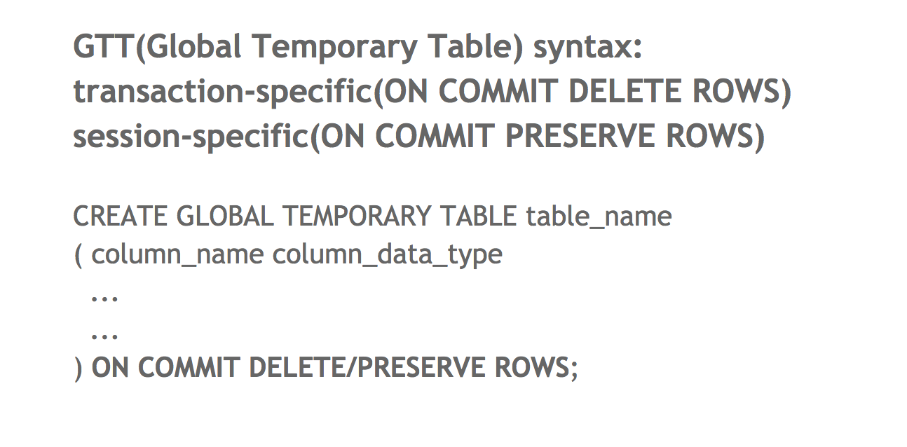 Pin by Database Concepts on Database Oracle | Table, Product