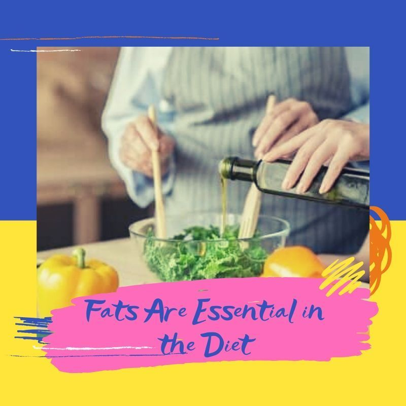 why is fat essential in the diet