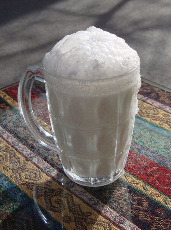 RECIPE: Ayran, Refreshing Turkish Yogurt Drink | Yogurt drinks ...