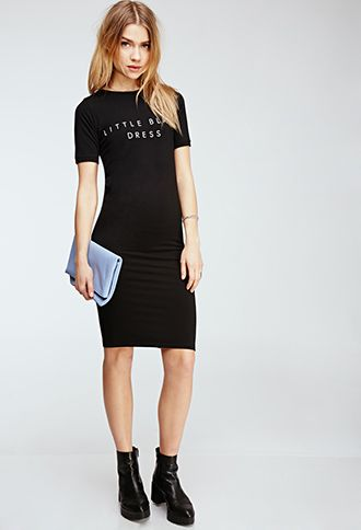 Tshirt dress forever 21 \