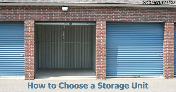 Ivan Mcgowan On Storage Facility Storage Unit Storage
