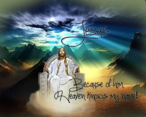 God sitting on his throne | Jesus pictures, Pictures of jesus christ, Christian pictures