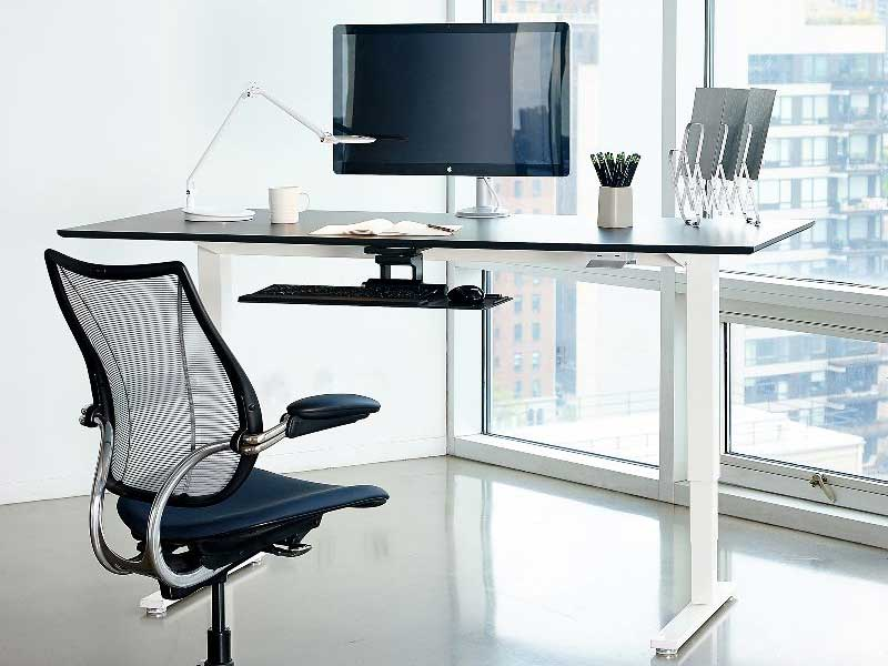 Standing Desks Los Angeles Office Furniture Crest Office Furniture In 2019 Best Standing Desk Desk Adjustable Height Desk
