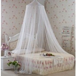 Jysk.ca+ +MOSQUITO+NET+(SPRING+RING). Canopy CurtainsBed ...