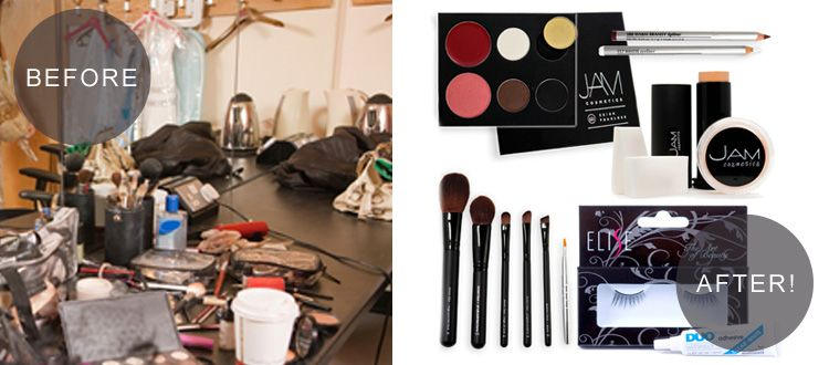 Stage Makeup Kit Checklist S2s Makeup Studio By Jessica Michaels
