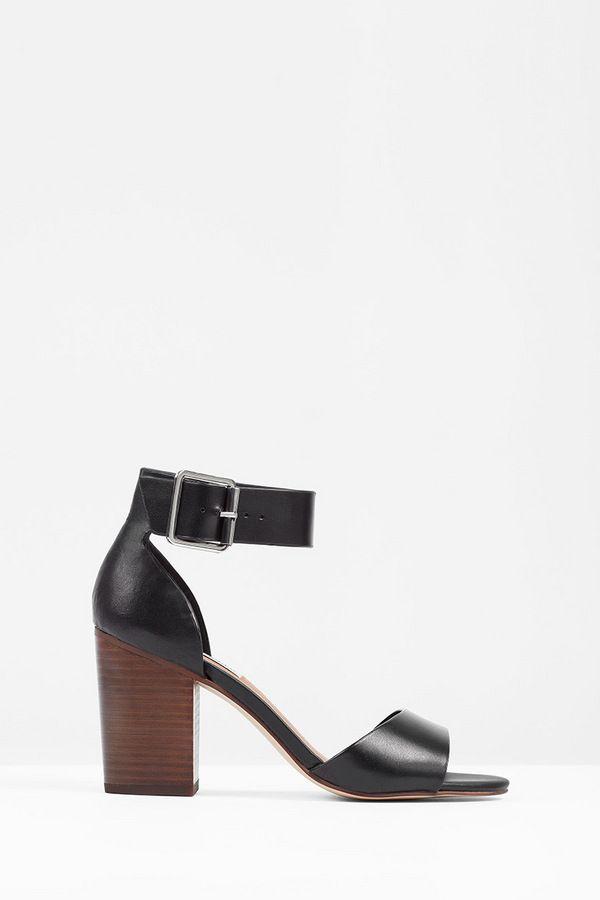 Estoria Buckle Heeled Sandals at Tobi.com | #SHOPTobi | New Arrivals | January 16'