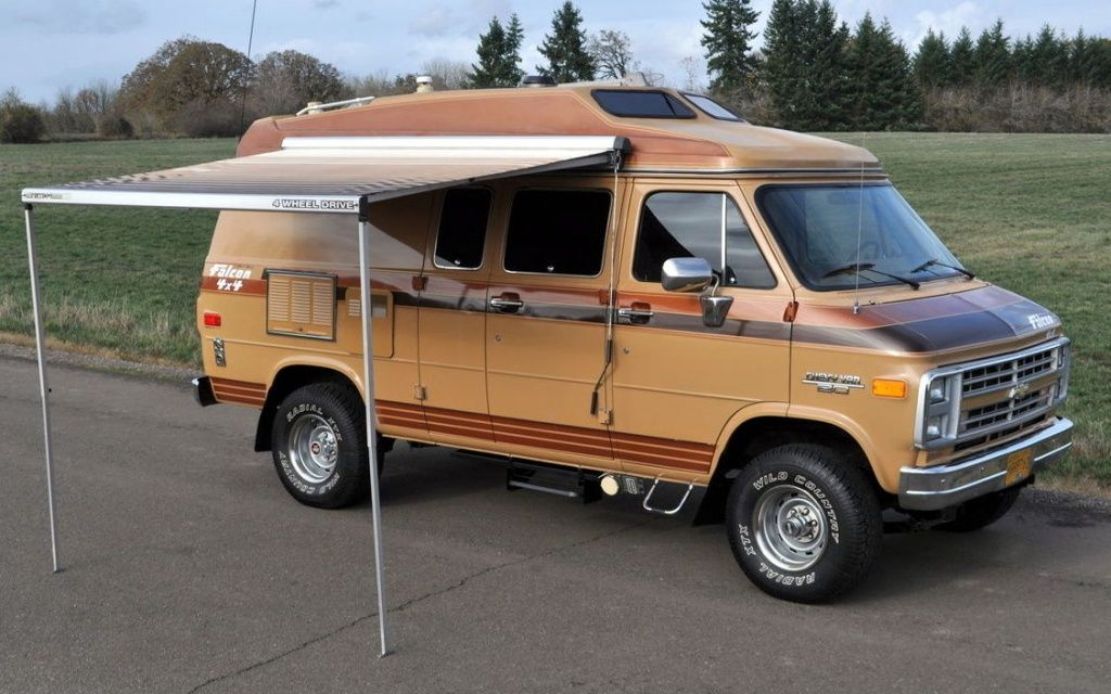 By Jesse MortensenThis Camper Van Is Awesome Not Only Does It Have A Toilet And