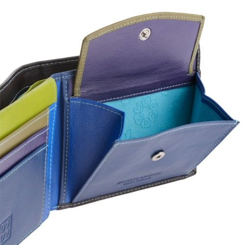 portafoglio uomo - colorful collection - man leather wallet www.dudubags.com