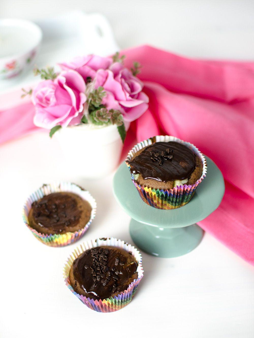 Rezept: Schoko-Frischkäse Muffins   andysparkles