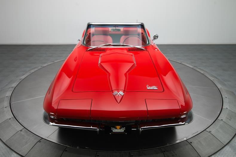 This 1966 Chevrolet Corvette Is Listed On Carsforsale Com For 109 900 In Charlotte Nc Chevrolet Corvette Corvette Chevrolet