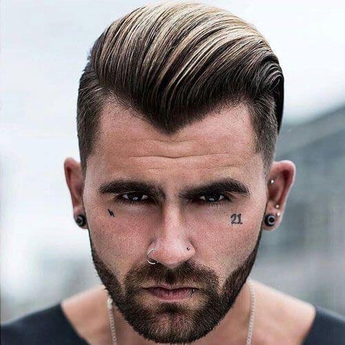 50 Viudas Pico de Peinados para Hombres Peinado para hombres, De
