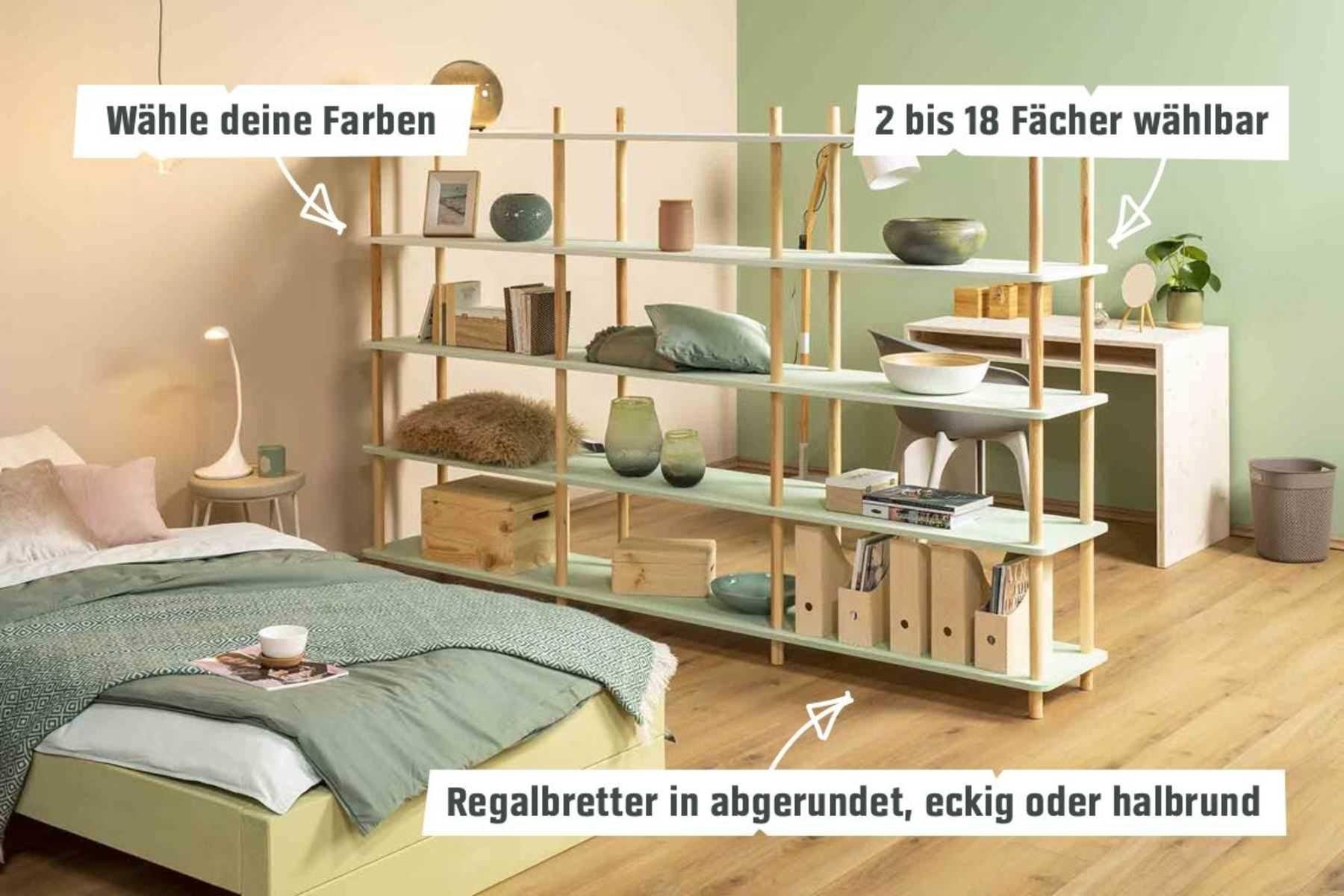 Regal Johann Selber Bauen Aufbewahrung Create By Obi Mobel Selber Bauen Wohnen Moderne Regale