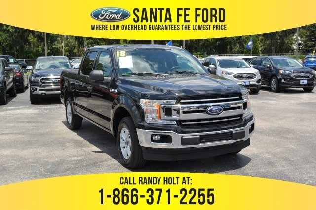 Used 2018 Ford F 150 Xlt Rwd Truck For Sale Gainesville Fl