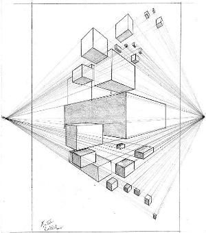 2 Point Perspective Drawing Lessons Drawings Katiecahillart By Liza Perspective Art Perspective Drawing Lessons 2 Point Perspective Drawing