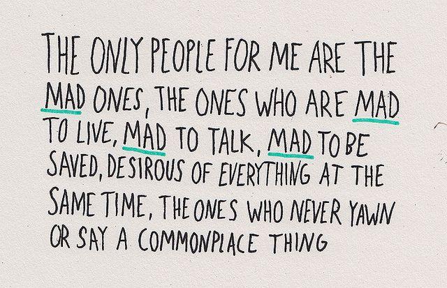 I love me some Jack Kerouac