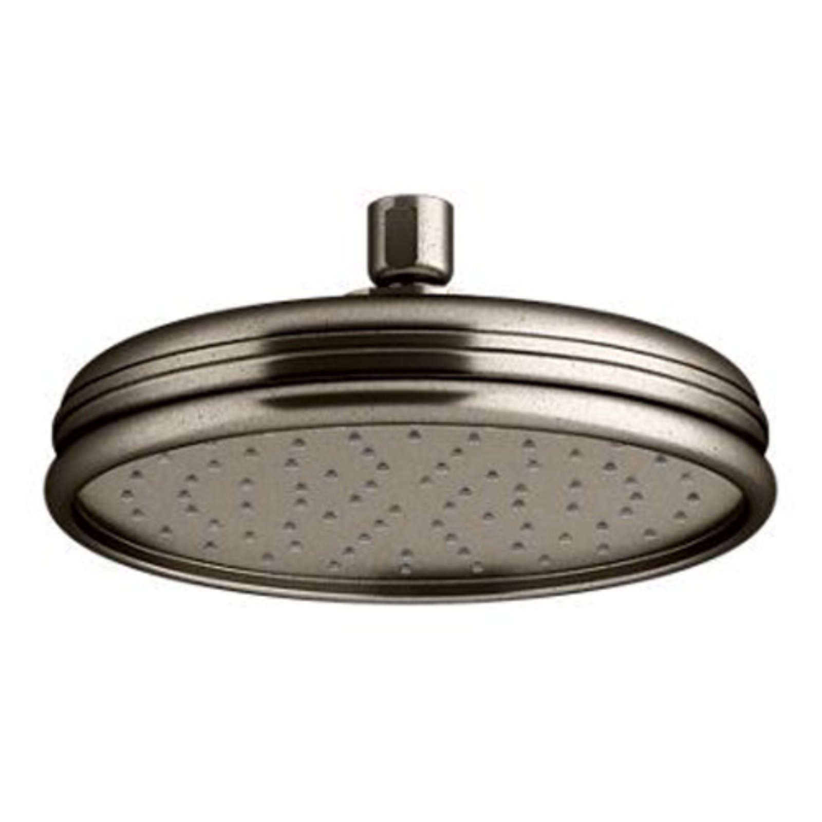 Kohler Traditional Round Rainhead With Katalyst Air Induction