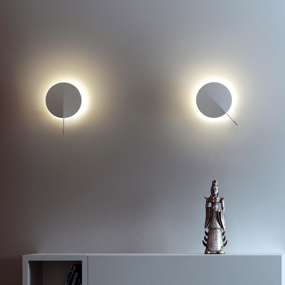 wall sconce. The A-3220 Obs Wall Sconce From Estiluz Lighting Takes Its Design Nature,